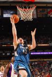 Minnesota Timberwolves v Phoenix Suns: Kevin Love Photographic Print by Barry Gossage