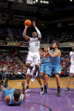 New Orleans Hornets v Sacramento Kings: Tyreke Evans Photographic Print by Rocky Widner