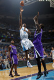 Sacramento Kings v New Orleans Hornets: Emeka Okafor Photographic Print by Layne Murdoch