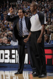 Miami Heat v Dallas Mavericks: Erik Spoelstra Photographic Print by Glenn James