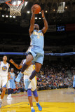 Denver Nuggets v Golden State Warriors: Ty Lawson Photographic Print by Rocky Widner