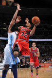 Chicago Bulls v Denver Nuggets: C.J. Watson Photographic Print by Garrett Ellwood