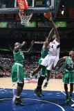 Boston Celtics v Atlanta Hawks: Marvin Williams Photographic Print by Scott Cunningham