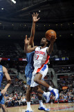 Washington Wizards v Detroit Pistons: Ben Gordon Photographic Print by Allen Einstein