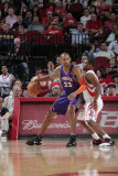 Phoenix Suns v Houston Rockets: Grant Hill and Kyle Lowry Photographic Print by Bill Baptist