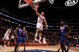 New York Knicks v Los Angeles Clippers: Blake Griffin Photographic Print by Noah Graham