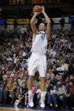 Chicago Bulls v Dallas Mavericks: Dirk Nowitzki Photographic Print by Danny Bollinger