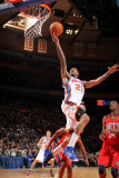 New Jersey Nets v New York Knicks: Wilson Chandler Photographic Print by Nathaniel S. Butler