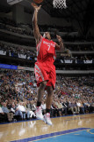Houston Rockets v Dallas Mavericks: Kyle Lowry Photographic Print by Glenn James