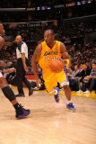 Sacramento Kings v Los Angeles Lakers: Kobe Bryant Photographic Print by Andrew Bernstein