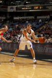 New Jersey Nets v Sacramento Kings: Beno Udrih Photographic Print by Don Smith