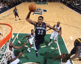 Memphis Grizzlies v Utah Jazz: Rudy Gay Photo by Melissa Majchrzak