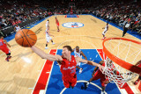 Los Angeles Clippers v Philadelphia 76ers: Blake Griffin Photographic Print by Jesse D. Garrabrant