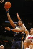 Indiana Pacers v Miami Heat: Brandon Rush Photographie par Issac Baldizon