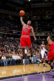 Chicago Bulls v Sacramento Kings: Ronnie Brewer Fotografisk trykk av Rocky Widner