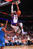 Washington Wizards v Phoenix Suns: Hakim Warrick Photographic Print by P.A. Molumby