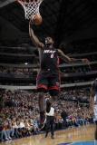 Miami Heat v Dallas Mavericks: LeBron James Photographic Print by Glenn James