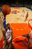 New Jersey Nets v New York Knicks: Amar&#39;e Stoudemire Photographic Print by Nathaniel S. Butler