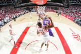 Phoenix Suns v Houston Rockets: Grant Hill and Shane Battier Photographic Print by Bill Baptist