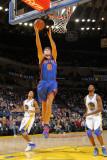 New York Knicks v Golden State Warriors: Danilo Gallinari Photographic Print by Rocky Widner