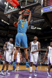 New Orleans Hornets v Sacramento Kings: Trevor Ariza Photographic Print by Rocky Widner