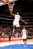 New Orleans Hornets v Los Angeles Clippers: Al-Farouq Aminu Photographic Print by Andrew Bernstein