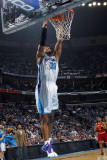 Cleveland Cavaliers v New Orleans Hornets: David West Photographic Print by Layne Murdoch
