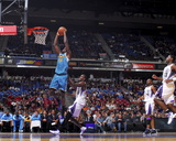 New Orleans Hornets v Sacramento Kings: Emeka Okafor Photo by Rocky Widner