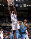 New Orleans Hornets v Sacramento Kings: Samuel Dalembert Photo by Rocky Widner