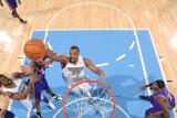Phoenix Suns v Denver Nuggets: Shelden Williams Photographic Print by Garrett Ellwood