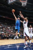 Dallas Mavericks v Atlanta Hawks: Jose Barea Lmina fotogrfica por Scott Cunningham