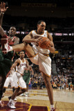 Milwaukee Bucks v Cleveland Cavaliers: Ryan Hollins Photographic Print by David Liam Kyle