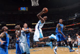 Dallas Mavericks v New Orleans Hornets: Trevor Ariza Photographic Print by Layne Murdoch