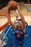 New York Knicks v Los Angeles Clippers: Danilo Gallinari Photographic Print by Noah Graham