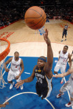 Memphis Grizzlies v Los Angeles Clippers: Zach Randolph Photographic Print by Noah Graham
