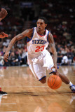 Los Angeles Clippers v Philadelphia 76ers: Louis Williams Photographic Print by Jesse D. Garrabrant