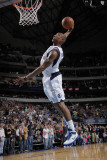 Detroit Pistons v Dallas Mavericks: Caron Butler Photographic Print by Glenn James