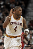 Philadelphia 76ers v Cleveland Cavaliers: Antawn Jamison Photographic Print by David Liam Kyle