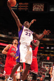 Chicago Bulls v Phoenix Suns: Jason Richardson Photographic Print by Barry Gossage
