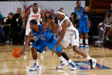 Texas Legends v Idaho Stampede: Justin Dentmon and DeSean Hadley Photographic Print by Otto Kitsinger