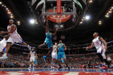New Orleans Hornets v Los Angeles Clippers: Quincy Pondexter Photographic Print by Andrew Bernstein