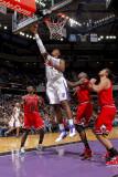 Chicago Bulls v Sacramento Kings: Jason Thompson Photographic Print by Rocky Widner
