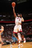 Washington Wizards v Miami Heat: Dwyane Wade Photographic Print by Victor Baldizon