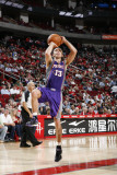 Phoenix Suns v Houston Rockets: Steve Nash Photographic Print by Bill Baptist