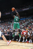 Boston Celtics v Atlanta Hawks: Nate Robinson Photographic Print by Scott Cunningham