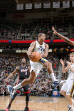 Miami Heat v Utah Jazz: Earl Watson Photographic Print by Melissa Majchrzak