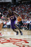 Phoenix Suns v Houston Rockets: Jason Richardson Lámina fotográfica por Bill Baptist