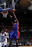 Detroit Pistons v Orlando Magic: Richard Hamilton Photographic Print by Fernando Medina