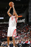 Phoenix Suns v Houston Rockets: Kevin Martin Photographic Print by Bill Baptist
