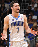Miami Heat v Orlando Magic: J.J. Redick Photographic Print by Fernando Medina